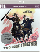 Two Rode Together - The Masters of Cinema Series [Region B] [Blu-ray]