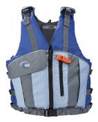 MTI Adventurewear Reflex PFD Life Jacekt, Medium/Large, Blue/Sky