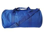 ImpecGear 46cm Round Duffel Duffle Bag, Travel Bag, Gym Carry-On Bag, Sports Duffel Roll Bag