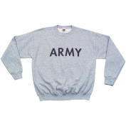 Fox Outdoor Products Army Crewneck Sweatshirt