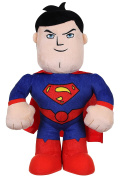 DC Superfriends 5420 Large Tough Talking Superman Soft Toy