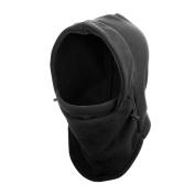 AYAMAYA Children's Fleece Balaclava Mask Warm Face Cover Hat Skiing Cycling