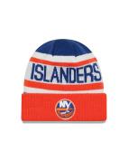 "New York Islanders New Era NHL ""Biggest Fan 5.1cm Cuffed Knit Hat"