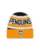 "Pittsburgh Penguins New Era NHL ""Biggest Fan 5.1cm Cuffed Knit Hat"
