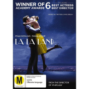La La Land DVD  [Region 4]