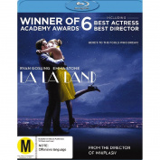 La La Land Blu-ray  [Region 4]