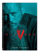 Vikings: Season 4 - Volume 2 [Region 4]