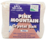 The Salt Seller Pink Table Salt Fine Refill 300G by The salt seller