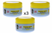 3x Wella Shockwaves Touchable Texture Texturising Gum for all Hair Types