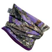 Turtle Fur Camo Comfort Shell Neckula, Heavyweight Fleece Lined Neck Warmer