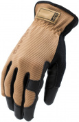 LA Police Gear Coyote Tan Operator ET Glove 2.0 - Medium