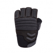 Comfspo Airsoft Hunting Riding Cycling Gloves Outdoor Sports Athletic Fingerless Gloves for Outdoor, Cycling, Riding