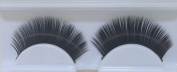 False Eyelashes Premium Quality BOLD Re-useable Strip lashes Pair + Glue by New Eve