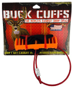 Buck Cuffs - Deer Drag - Deer Handle - Drag Strap - Easy, Fast, Lightweight, Compact, Hunting Accessorie - Sure Grip Technology