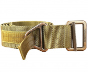 Seibertron Men's Utility TDU 4.4cm Nylon Tactical CQB/Rigger's Military Combat Duty Belt Metal Buckle