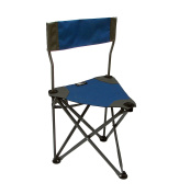 TravelChair 2.0 Ultimate Slacker Chair Folding Tripod Camp Stool with Backrest