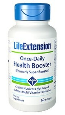 Life Extension Once-Daily Health Booster, 60 Count by Apran