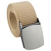 squaregarden Men's Nylon Webbing Military Style Tactical Duty Belt