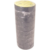 Electrical Tape 1.9cm x 20m UL/CSA 10 roll pack several colours.