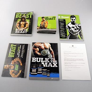 Body Beast 8 DVD Workout - Base Kit