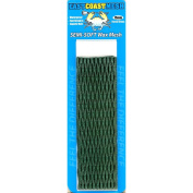 East Coast Dyes Lacrosse Mesh 15mm Semi-Soft Wax Field Mesh Solid Colour