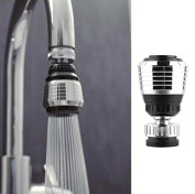 360 Degree Rotate Tap Bubbler Filter Water Purifier Saving Faucet Nozzle Aerator Diffuser Kitchen Accessories