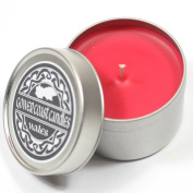Nut Cracker Handpoured Highly Scented Candle Tin