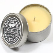 Luscious Vanilla Handpoured Highly Scented Candle Tin