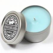 Sweet Pea Handpoured Highly Scented Candle Tin