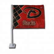 MLB Car Flag