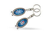 MLB Spinner Keychain