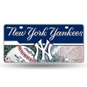MLB Metal Tag Licence Plate