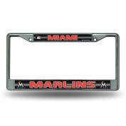 MLB Bling Chrome Licence Plate Frame
