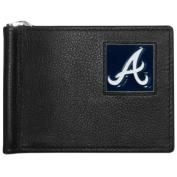 MLB Leather Bill Clip Wallet