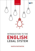 Introduction to the English Legal System 2017-2018