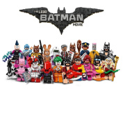 Complete SET 20 Different Mini Figures BATMAN LEGO MOVIE 71017 All 20 Characters ORIGINAL