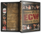 History of the ECW World Title -  [6 Discs] [Region 4]