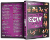 History of the ECW TV Title   [5 Discs] [Region 4]
