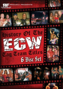 History of the ECW Tag Team Titles -  [6 Discs] [Region 4]