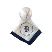 Baby Fanatic Security Snuggle Bear Blanket - 36cm x 36cm MLB Infant Gift set