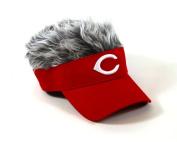 MLB Flair Hair Adjustable Visor