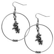 MLB 5.1cm Hoop Earrings