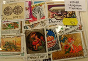 200 Hungarian thematics (599)