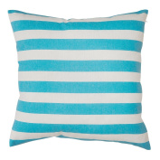Avanzza Pillow Case/Cushion Cover 50 x 50 cm in turquoise Cushion Sofa Throw Pillow Cushion Coussin Sofa Pillow, Decorative Throw Pillow Cushion Covers In The Decor Chic Range