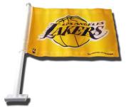 Rico Los Angeles Lakers Car Flag