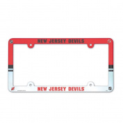 NHL Licence Plate with Full Colour Frame