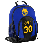 Golden State Warriors Official NBA Primetime Backpack - Stephen Curry #30