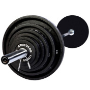 USA Sports 140kg. Olympic Weight Set