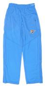 Oklahoma City Thunder NBA Youth Big Boys Ruler Track Pants - Blue