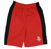 Houston Rockets NBA Little Boys and Big Boys Team Shorts - Red